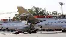"""المطار مغلق.. جولة مرعبة في مطار طرابلس الخاضع لسيطرة """"فجر ليبيا"""""""