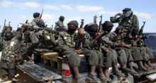قوات امريكية تشن عملية ضد متمردي حركة الشباب في الصومال