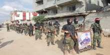 غزة: كتائب المقاومة الوطنية تزور بيوت عزاء عدد من شهداءها في الزيتون والشجاعية ودير البلح