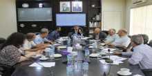 بلدية رام الله تناقش الأزمة المرورية أمام مدارس المدينة