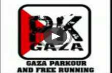 """باركور غزة """"كل يوم جديد"""""""