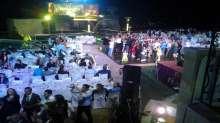 """مسرحية """" السين سين"""" على مسرح الـ L'heritage في حفل العشاء السنوي لنادي الجبل الرياضي"""