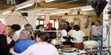 دائرة النوع الاجتماعي باتحاد نقابات عمال بيت لحم تختتم حملة تطبيق الحد الادنى للاجور