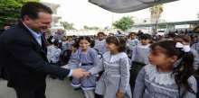 الأونروا: 241,000 طفل يعودون إلى مدارس الأونروا بمناسبة افتتاح العام الدراسي الجديد في غزة
