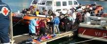 فيديو:شاب يروي تفاصيل جديدة مثيرة عن مأساة غرق القارب وسط المياه الاقليمية وفقدان عائلات بأكملها