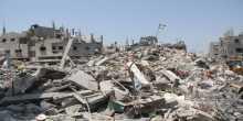 تقرير ..ركام حرب غزة يحتاج 30 مليون دولار لإزالته