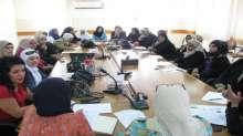 تربية أريحا تعقد اجتماع لمديرات رياض الأطفال