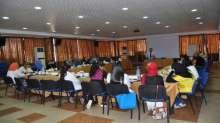 دورة تدريبية للكادر الاداري والتعليمي في مركز الرحمة