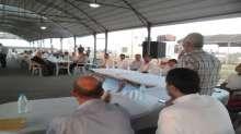 المركزية للطوارئ تكرم الجمعيات والمؤسسات المساندة بخان يونس