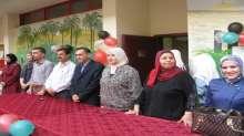 بنات أريحا الثانوية تحتفل بطالباتها الجدد