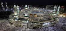 مكة المكرمة تضيء بحجاجها : 20 صورة مذهلة لحجاج بيت الله على جبل النور