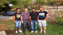 شاهد عيان من غزة يروي لمندوب السفارة الفلسطينية بايطاليا تفاصيل مثيرة عن حادثة غرق السفينة في البحر