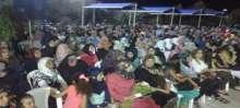 حفل تكريم طلاب الشهادة الثانوية طلاب ثانوية  بيسان