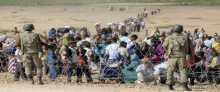 """""""داعش"""" يسيطر على 60 قرية كردية بسوريا خلال 48 ساعة"""