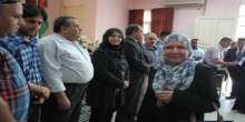 المحافظ اللواء إبراهيم رمضان يسلم مكرمة الرئيس لأوائل الثانوية العامة