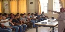 مركز نرسان وجمعية الشبان المسيحية ينفذان ورشة عمل حول الحق الميراث
