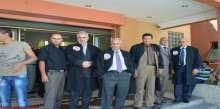وفد المحامون يغادر قطاع غزة بعد زيارة تضامنية استمرت لمدة ثلاثة أيام