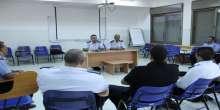 الشرطة تفتتح دورة متخصصة في الإدارة والقيادة في أريحا