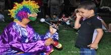 اللجنة المسانده لمحافظه أريحا تنظم يوما ترفيهيا للأطفال