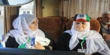 اريحا تحتضن حجاج فلسطين قبل المغادرة لإداء الركن الخامس من اركان الاسلام