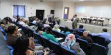 افتتاح  مساق  متخصص حول التواصل الاستراتيجي في جامعة بيرزيت