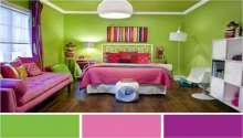 بالصور.. تعرف على أجرأ الألوان لمنزل أكثر جمالاً وراحة