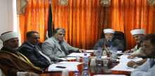 مجلس الإفتاء الأعلى يستضيف د. أسعد الرملاوي لتوضيح أثر بعض الأوبئة على العلاقات الزوجية