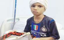 """الكشف عن ملابسات وتفاصيل جديدة في واقعة """"طفل الرأس المسلوخ"""" في السعودية"""