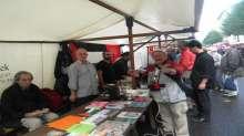 برلين: مشاركة فلسطينية بارزة بالمهرجان السابع لحزب اليسار الألماني