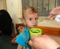 طحلب الاسبيرولينا غذاء رجال الفضاء في وكالة ناسا وعلاج الأطفال في غزة