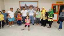 حركة فتح في مصر تنظم يوما للرعاية الطبية للأشبال والزهرات