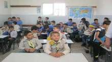 الدفاع المدني يعقد محاضرات في السلامة العامة ل 40 من طلاب مدرسة كفرذان بجنين