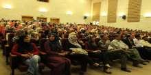 جامعة فلسطين التقنية -خضوري تنظم فعاليات إرشادية للطلبة الجدد