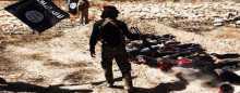 """تنظيم """"داعش"""" يدعو إلى قتل المدنيين من دول التحالف الدولى ضده"""