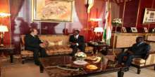 رئيس الجمهورية الايفوارية الحسن واتارا يؤكد على موقف بلاده الدعم للقضية الفلسطينية