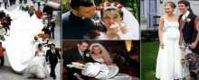 مواقف محرجة ومضحكة للعروس يوم زفافها