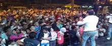 أمير الاغنية العربية أنور الامير من مهرجان السلام الى مهرجان شوارع بيروت