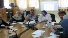 تربية أريحا تعقد اجتماعاً لمدراء المدارس و منسقي الصحة المدرسية