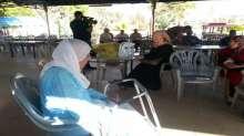 بمناسبة يوم المسن تكريم المسنين في دير الغصون