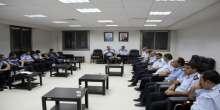 الشرطة تنظم ورشة عمل حول نظام الجودة الشاملة والتميز في اريحا