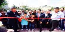 """بنك فلسطين يفتتح الحديقة الترفيهية الثانية عشر باسم المرحوم """"مدحت سليمات العوري"""" ضمن مشروع """"حدائق البيارة"""""""