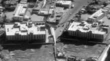 أول فيديو عن أولى الغارات الأميركية على داعش في سوريا
