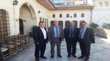 بلدية الخليل تُشارك بمؤتمر خليل الرحمن في مدينة أورفا التركية