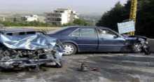 إصابة 10 مواطنين بحادث سير في نابس