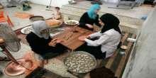 صور: كعك العيد ..فرحة ورائحة زكية تخرج من بيوت مدينة جنين