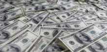 الدولار يقفز فوق 110 ينات للمرة الاولى منذ اغسطس 2008