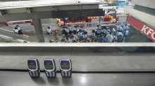 بالصور: هاتف نوكيا يتصدى لـ 50 رصاصة في مظاهرات هونغ كونغ