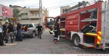 خلال أيلول الماضي سبعة وفايات وإصابة 162 مواطن في 816 حادث حريق وإنقاذ