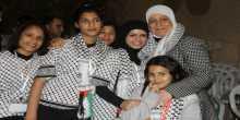 الجالية الفلسطينية تبرق رسالة تضامن مع سيادة رئيس دولة فلسطين محمود