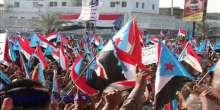 بالصور: الالاف يحتشدون بمليونية الحسم بالعاصمة عدن